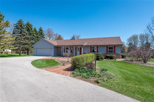 Photo of 2128 County Road I, Grafton, WI 53024 (MLS # 1735737)