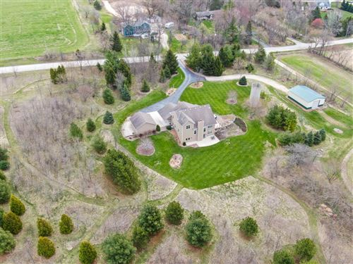 Photo of 2327 Hillside Rd, Richfield, WI 53076 (MLS # 1686741)