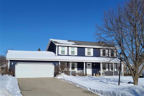 Photo of W194S7856 Ancient Oaks Dr, Muskego, WI 53150 (MLS # 1726741)