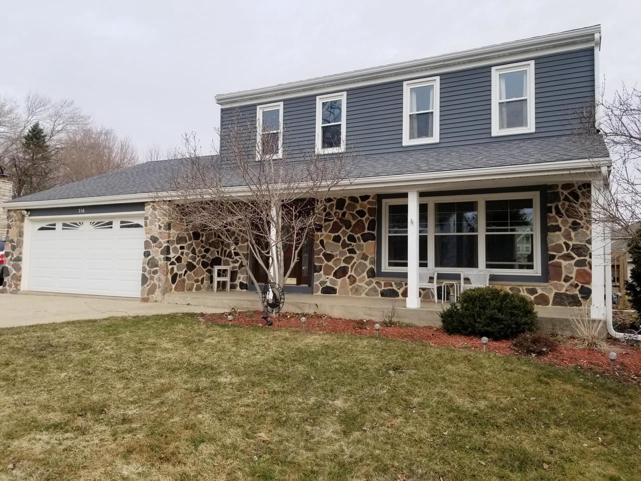 316 Meadow Park Dr, Horicon, WI 53032 - MLS#: 1727745