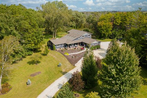 Photo of 3680 County Road O, Saukville, WI 53080 (MLS # 1709746)