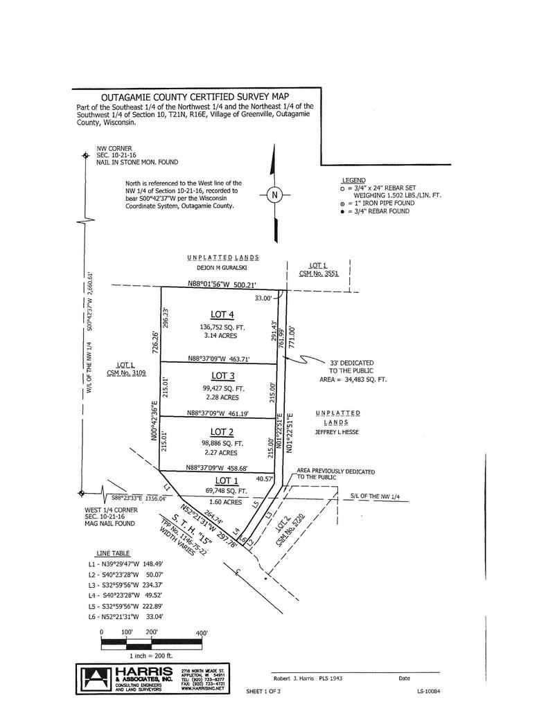 Photo of N1866 GREENVILLE DRIVE, Greenville, WI 54942 (MLS # 50249748)