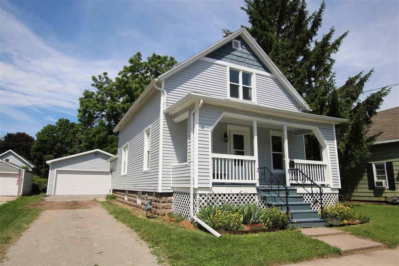 751 GROVE STREET, Oshkosh, WI 54901 - MLS#: 50224755