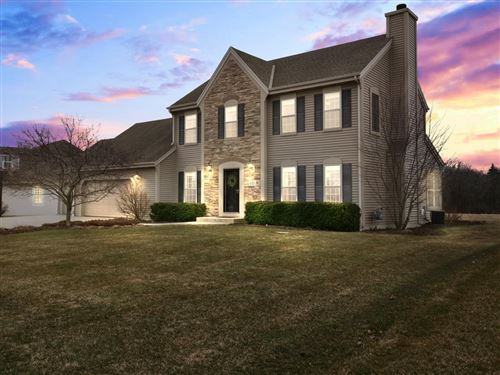 Photo of 4313 W Forest Hill Ave, Franklin, WI 53132 (MLS # 1682767)