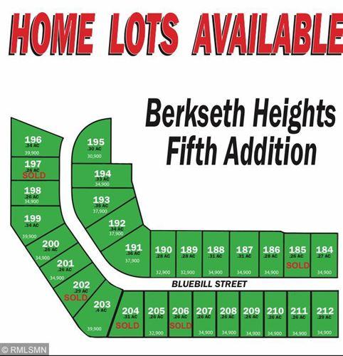 Photo of Lot 208 Bluebill St, Baldwin, WI 54002 (MLS # 5295771)