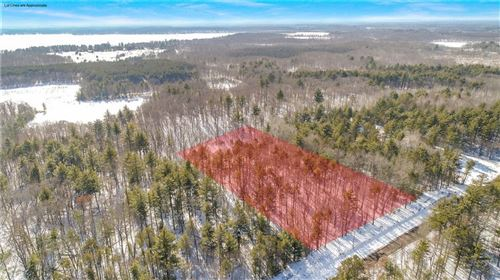 Photo of 4.91 Acres Co Rd X, Webster, WI 54893 (MLS # 1550778)