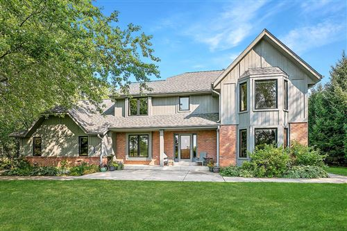 Photo of 4896 Upper Forest Beach Rd, Port Washington, WI 53074 (MLS # 1706790)