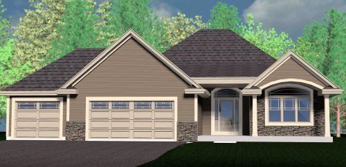 Photo of N54W23803 Limestone Ct, Sussex, WI 53089 (MLS # 1721815)