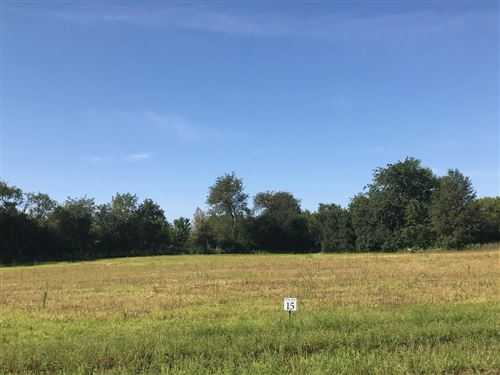 Photo of S87W34593 Knoll Rd (lot 15), Eagle, WI 53119 (MLS # 1683822)