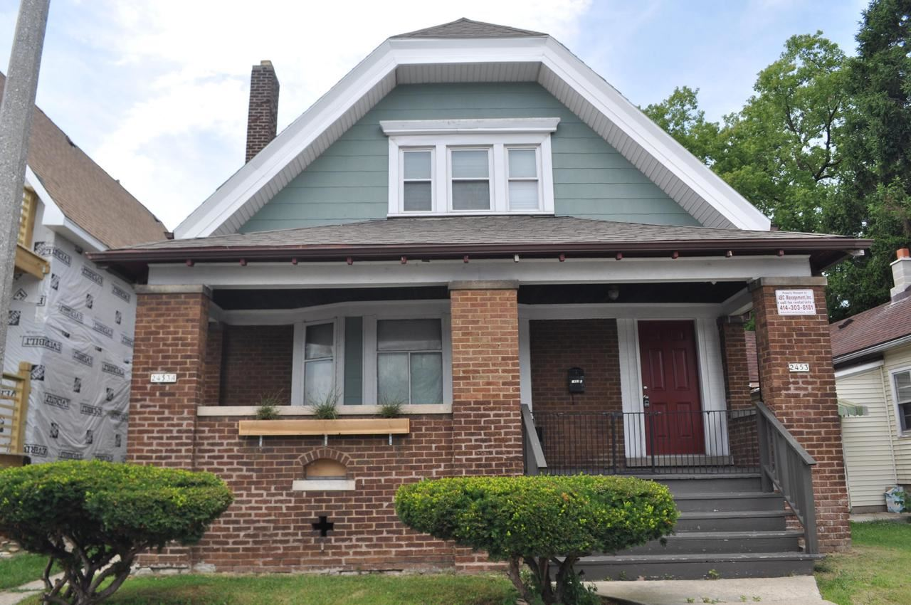 2453 N Holton St #2453A, Milwaukee, WI 53212 - MLS#: 1698822
