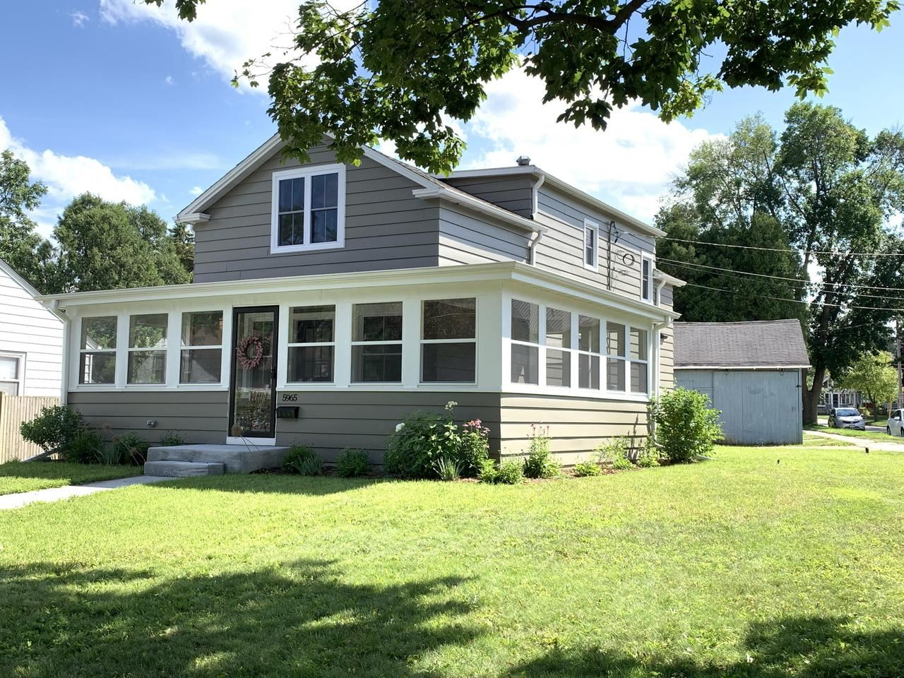 N42W5965 Hamilton Rd, Cedarburg, WI 53012 - MLS#: 1678835