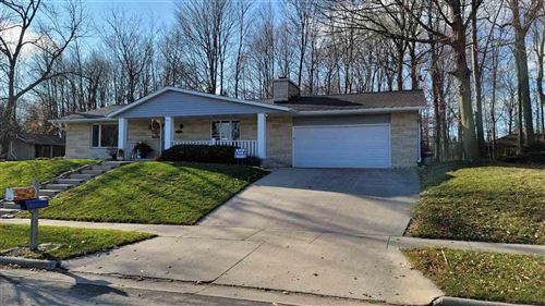 Photo of 1058 TIMBERLINE DRIVE, West Bend, WI 53095 (MLS # 50232843)