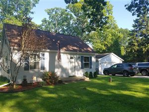 Photo of N9158 Hickory St, East Troy, WI 53120 (MLS # 1647848)