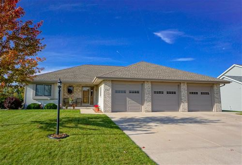 Photo of W1027 Hunter Ln, Ixonia, WI 53036 (MLS # 1664852)