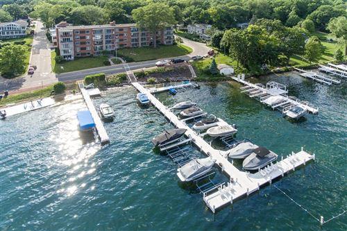 Photo of 150 Lake St #2E & 2F, Fontana, WI 53125 (MLS # 1677857)