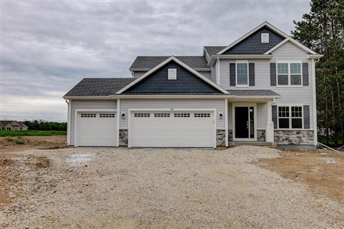 Photo of 500 Meadow View Dr, Slinger, WI 53086 (MLS # 1691860)