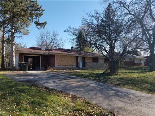 Photo of 8606 N 57th St, Brown Deer, WI 53223 (MLS # 1718864)