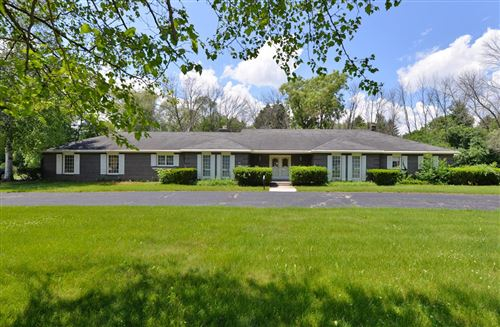 Photo of 9265 N Spruce Rd, River Hills, WI 53217 (MLS # 1748865)
