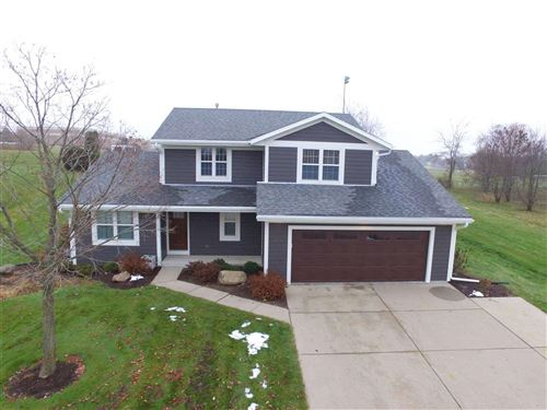 Photo of 256 Knoll View Dr, Janesville, WI 53548 (MLS # 1872865)