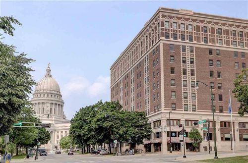 Photo of 123 W Washington Ave #807, Madison, WI 53703 (MLS # 1914888)