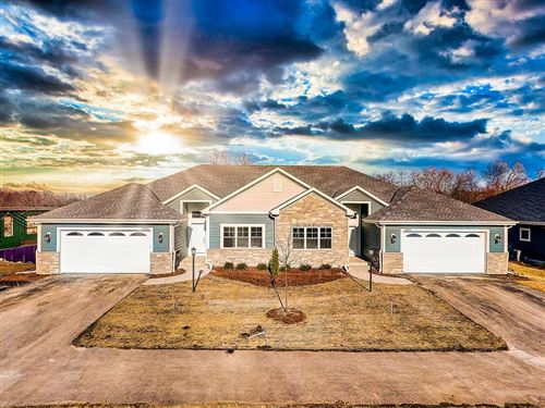 Photo of 19871 Overstone Dr #21-2, Lannon, WI 53046 (MLS # 1672890)