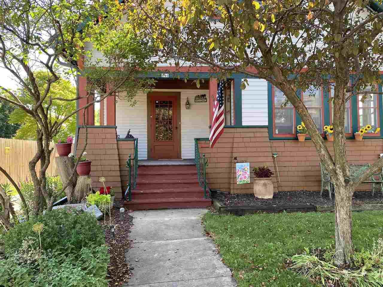 646 BOWEN STREET, Oshkosh, WI 54901 - MLS#: 50224901