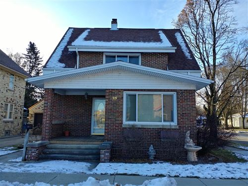 Photo of 25 Frederick St, Plymouth, WI 53073 (MLS # 1671902)