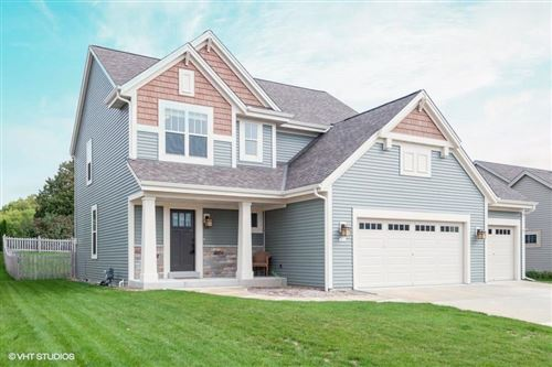 Photo of 1816 Cloverview St, West Bend, WI 53095 (MLS # 1668907)