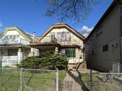 Photo of 3706 N 26th St, Milwaukee, WI 53206 (MLS # 1752920)