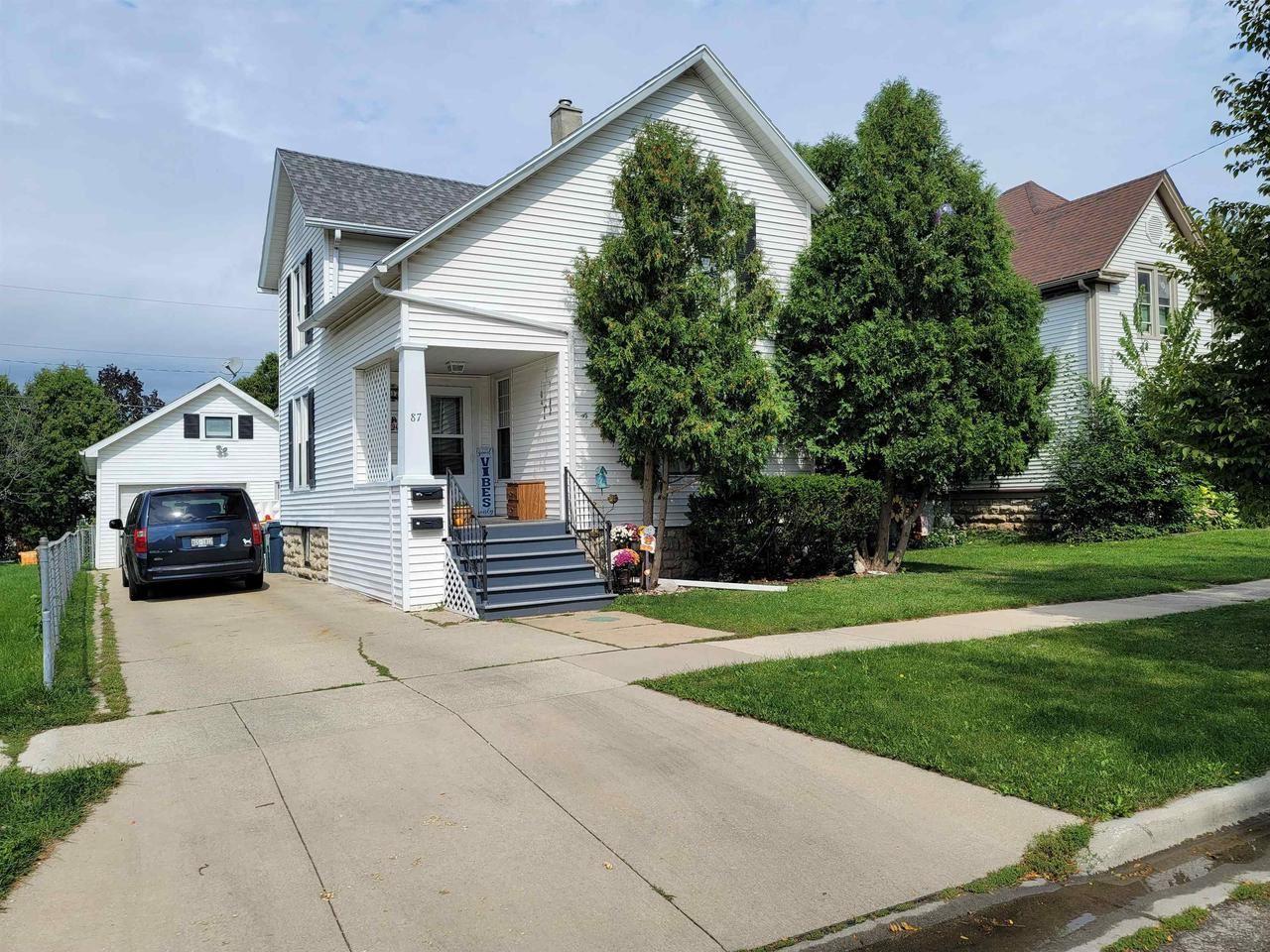 87 8TH STREET, Fond du Lac, WI 54935 - MLS#: 50247933