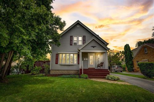 Photo of 10825 W Green Ave, Hales Corners, WI 53130 (MLS # 1747961)
