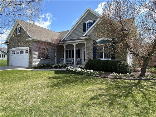 Photo of 1223 Greystone Dr, Plymouth, WI 53073 (MLS # 1673965)