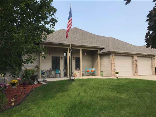 Photo of 1405 Stacy Ln, Fort Atkinson, WI 53538 (MLS # 1893971)