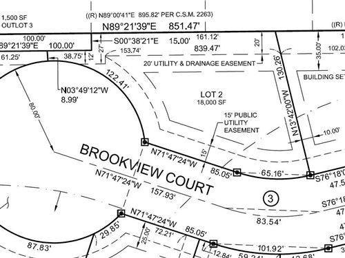 Photo of 706 Brookview Ct #Lt2, Racine, WI 53402 (MLS # 1707986)