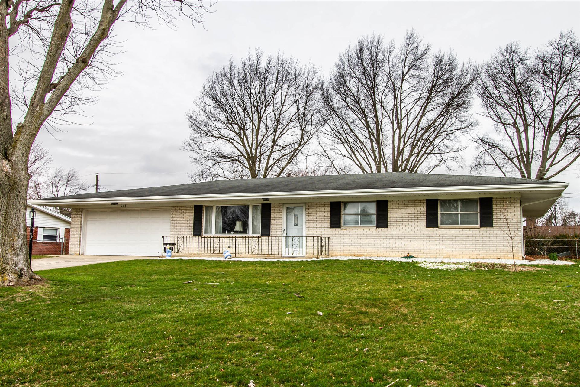 208 Linwood Drive, Greenville, OH 45331 - #: 1002010