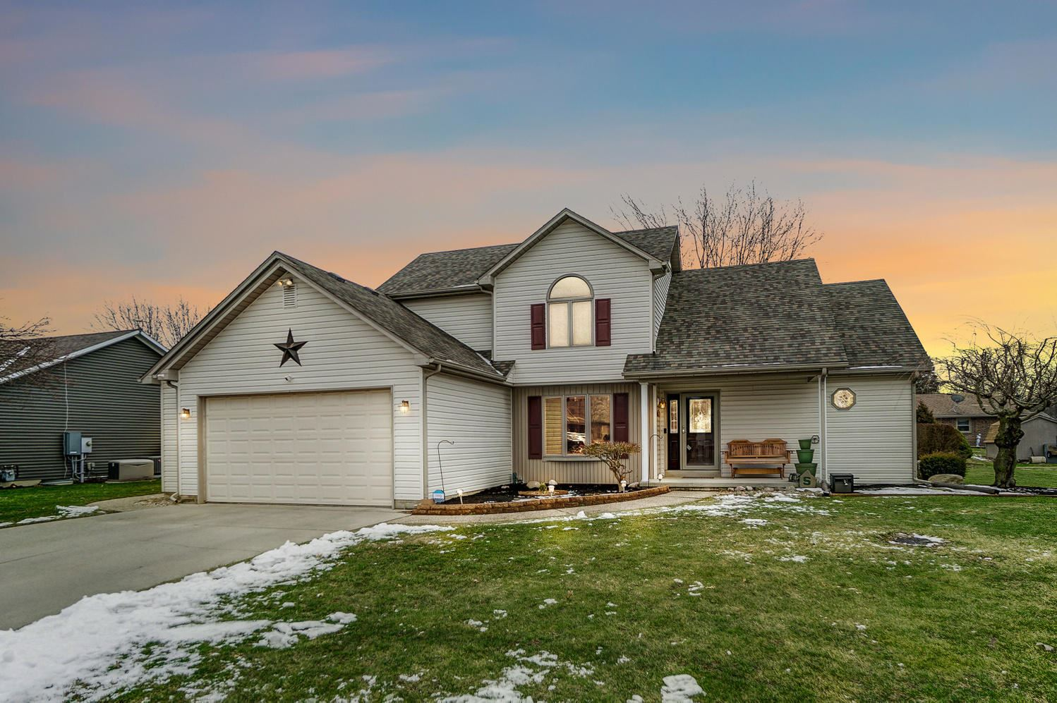 451 Bur-Oak Drive, Greenville, OH 45331 - #: 1001139