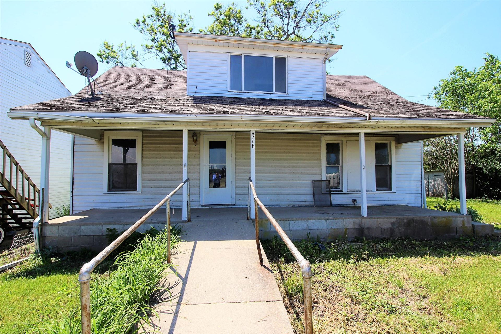 316 S Ohio Street, Greenville, OH 45331 - #: 1003314
