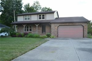 Photo of 119 Glen Hollow Drive, Bellefontaine, OH 43311 (MLS # 429738)