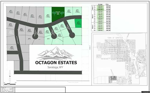 Photo of Lot 1 Block 2 Octagon Estates First Addition, Saratoga, WY 82331 (MLS # 20215022)