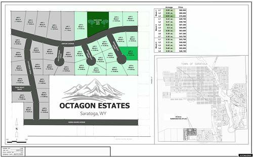 Photo of Lot 3 Block 2 Octagon Estates First Addition, Saratoga, WY 82331 (MLS # 20215023)