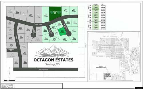Photo of Lot 6 Block 2 Octagon Estates First Addition, Saratoga, WY 82331 (MLS # 20215027)