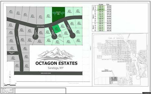 Photo of Lot 1 Block 3 Octagon Estates First Addition, Saratoga, WY 82331 (MLS # 20215029)