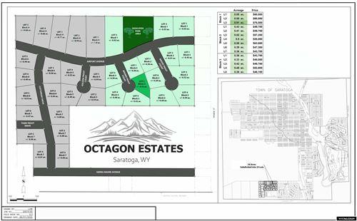Photo of Lot 2 Block 3 Octagon Estates First Addition, Saratoga, WY 82331 (MLS # 20215030)