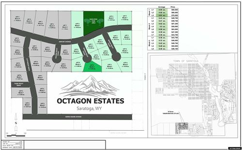 Photo of Lot 3 Block 3 Octagon Estates First Addition, Saratoga, WY 82331 (MLS # 20215031)