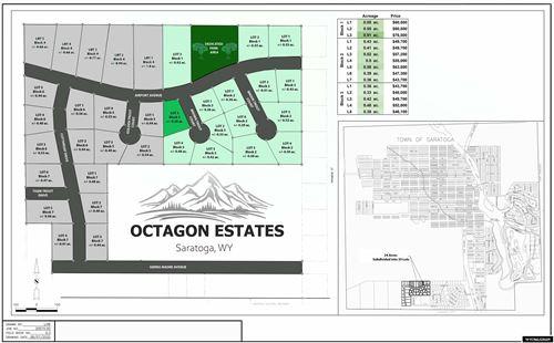 Photo of Lot 5 Block 3 Octagon Estates First Addition, Saratoga, WY 82331 (MLS # 20215033)