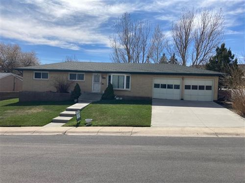 Photo of 1320 Weaver Street, Rawlins, WY 82301 (MLS # 20196060)