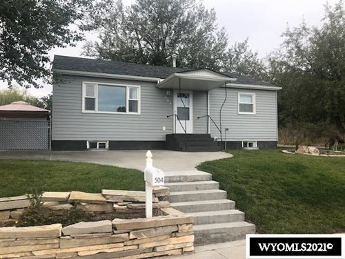 Photo of 504 S 8th Street, Thermopolis, WY 82443 (MLS # 20213074)