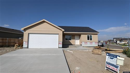 Photo of 742 Camp Davis Circle, Evansville, WY 82636 (MLS # 20205122)