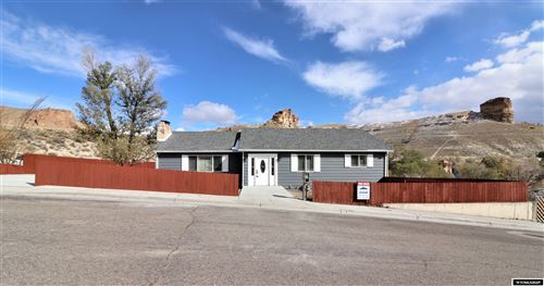 Photo of 540 Hillcrest Way, Green River, WY 82901 (MLS # 20216124)