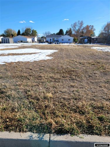 Photo of 0 W Pittsburgh Street, Guernsey, WY 82214 (MLS # 20216141)
